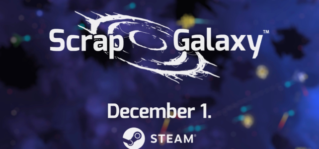 Scrap Galaxy – Multiplayer Trailer