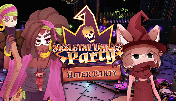 Skeletal Dance Party: Afterparty Released